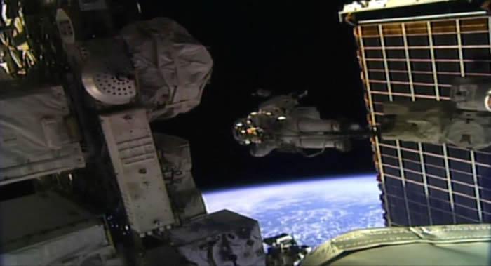 国际空间站考察组成员将于2月6日中午返回地球