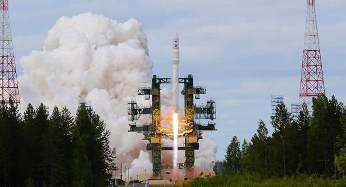 """俄学者建议用更大载重量的""""安加拉-A5V""""发射俄罗斯天体物理天文台""""光谱-M"""""""