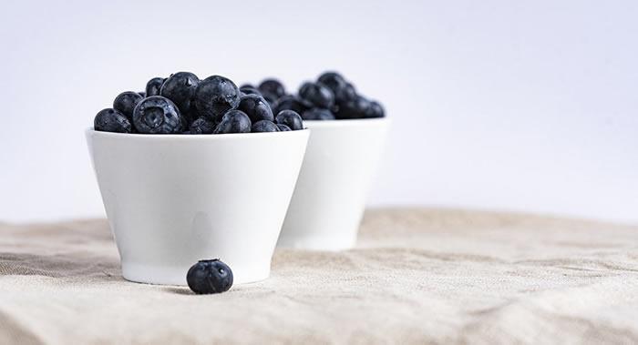 蓝莓是对心血管系统最有益处的浆果