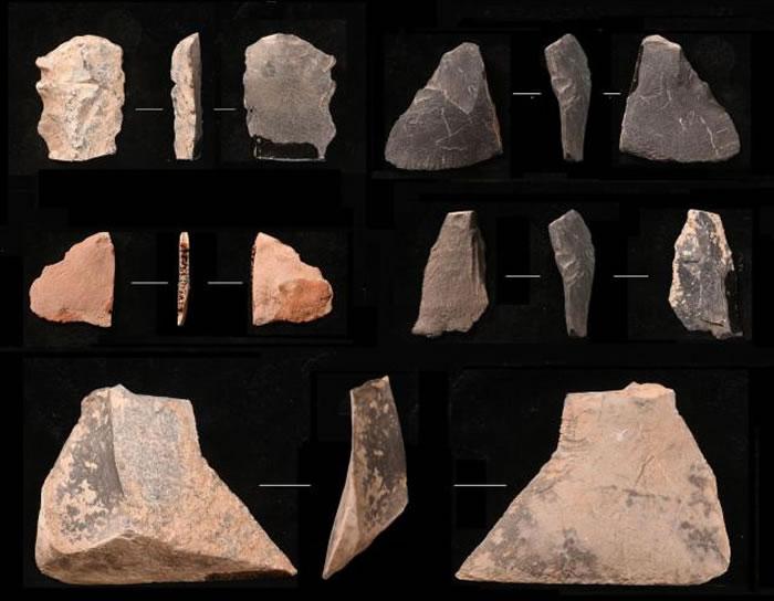 天津首次对旧石器时代遗址朝阳洞进行发掘 出土文物200余件