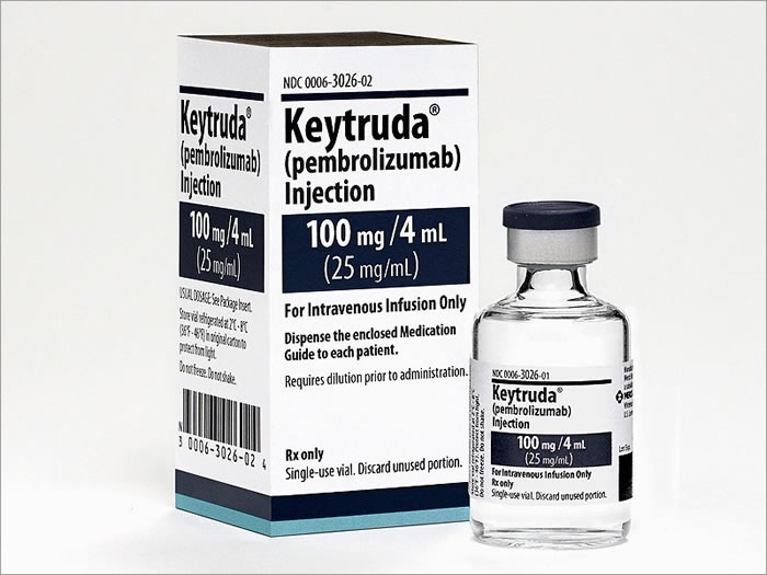"""新免疫疗法药物""""可瑞达""""比化疗更少副作用 并能延长肿瘤病人寿命"""