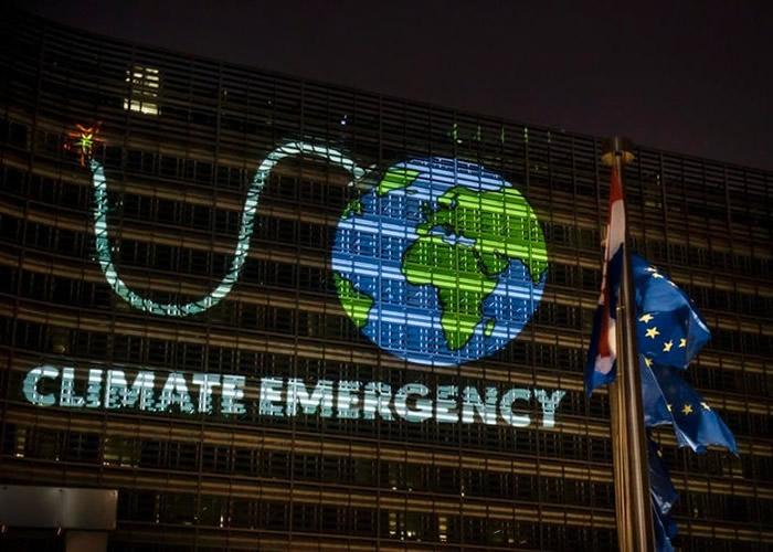 欧洲议会宣布全球进入气候紧急状态