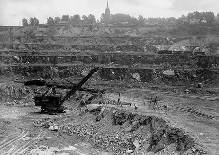阿斯贝斯托斯曾是世上最大单一石棉出口地。