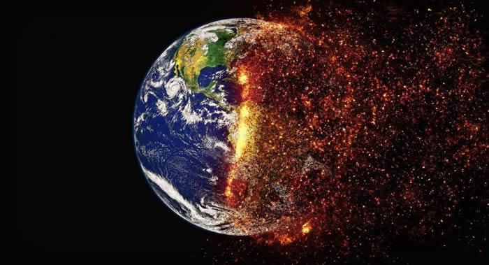 63%的美国人认为当下发生的气候变迁很大可能给人类带来全球性灾难