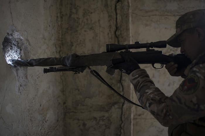 俄罗斯计划研制远程遥控狙击步枪 保护狙击手安全