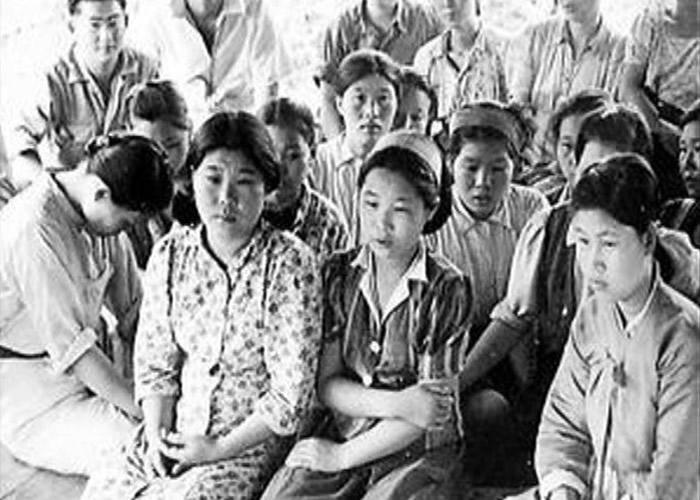 日军侵华文件解密:日本陆军希望每70名士兵可有至少1名慰安妇作招待