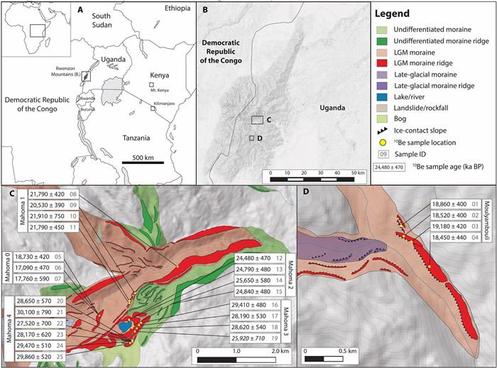 2万年前超越南美范围的热带冰川融化的可能起因
