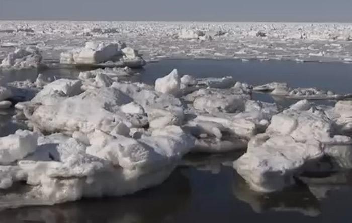 气候暖化加剧 日本北海道流冰或于本世纪末消失