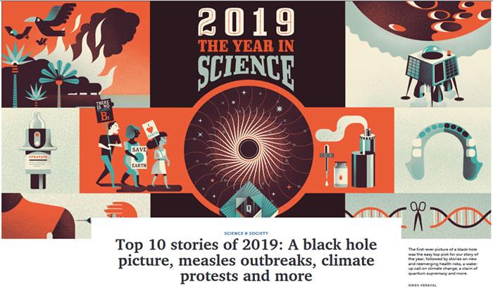 兰州大学丹尼索瓦人研究成果入选美国杂志Science News的2019年度十大新闻