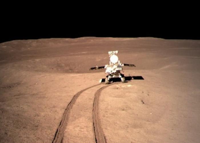 中国玉兔二号月球车再自主唤醒 进入第13月昼工作