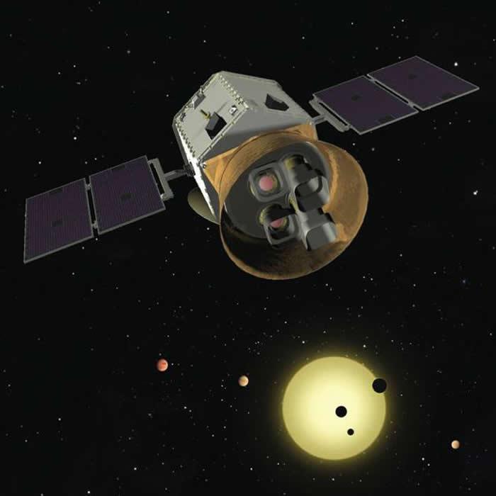 美国宇航局TESS太空望远镜将有望发现数千颗系外行星