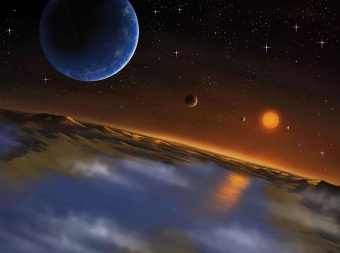系外行星上有臭味的磷化氢可能是外星生命存在的最可靠迹象