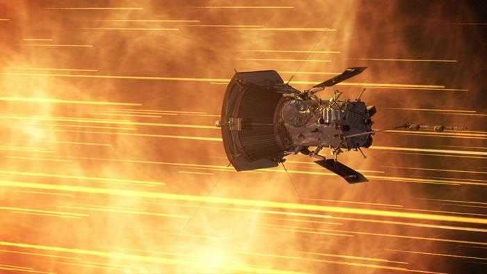 派克太阳探测器(Parker Solar Probe)在金星轨道上成功完成第二次重力助推