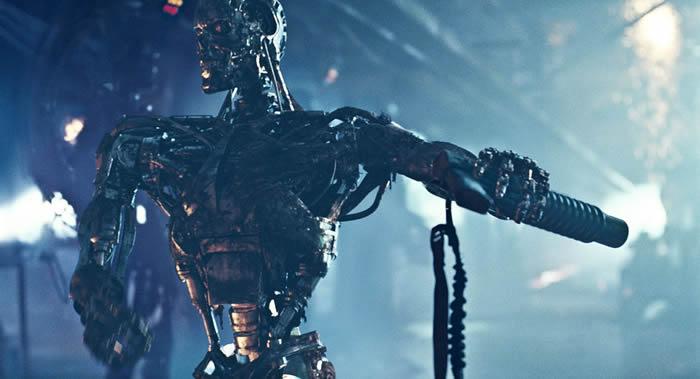 终结者真实出现?康奈尔大学专家谈到将人工智能积极引入核武器的风险