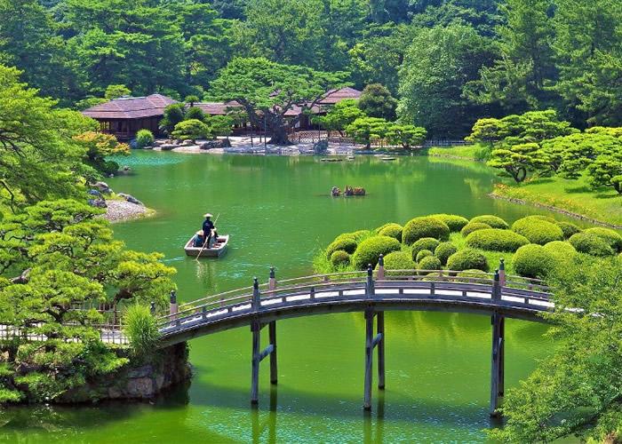 日本高松市成为今年必访地点。