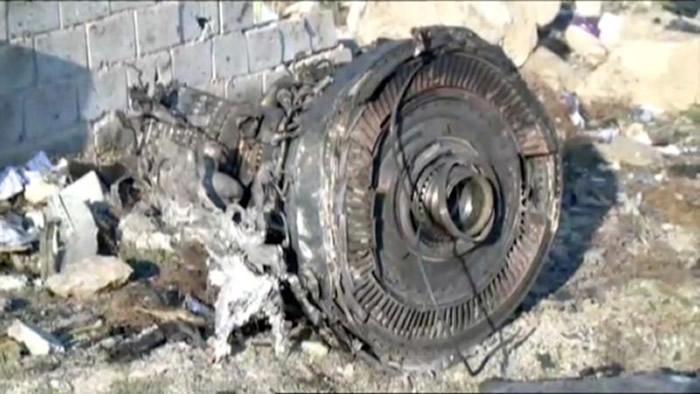 伊朗官方证实防空导弹失误意外击落乌克兰波音737客机
