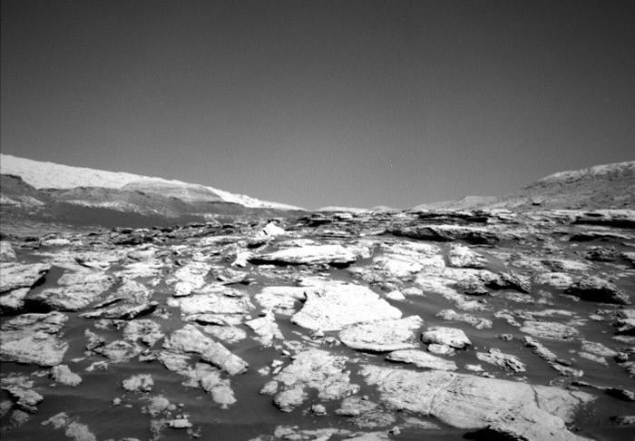 水正在意外地从火星表面消失