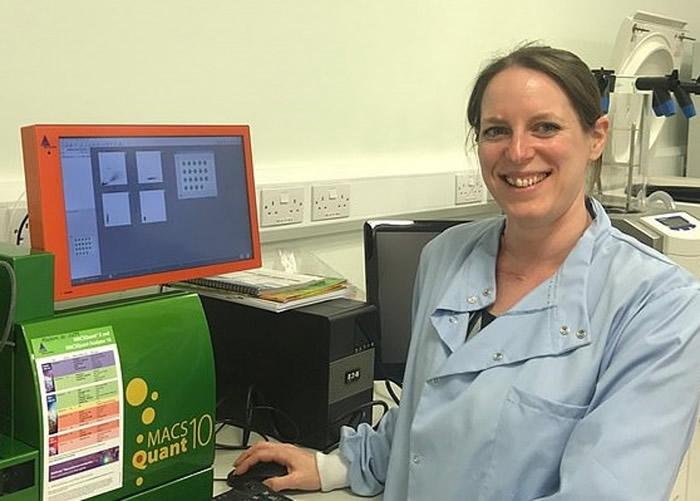 毕生致力研究黑色素瘤 英国苏格兰女教授Sharon Hutchison却患这种罕有皮肤癌病逝