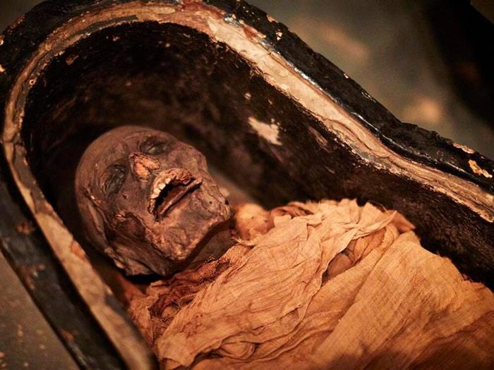 3000年前木乃伊开口说话:国际科学家团队重新修复一位古埃及神父的声音