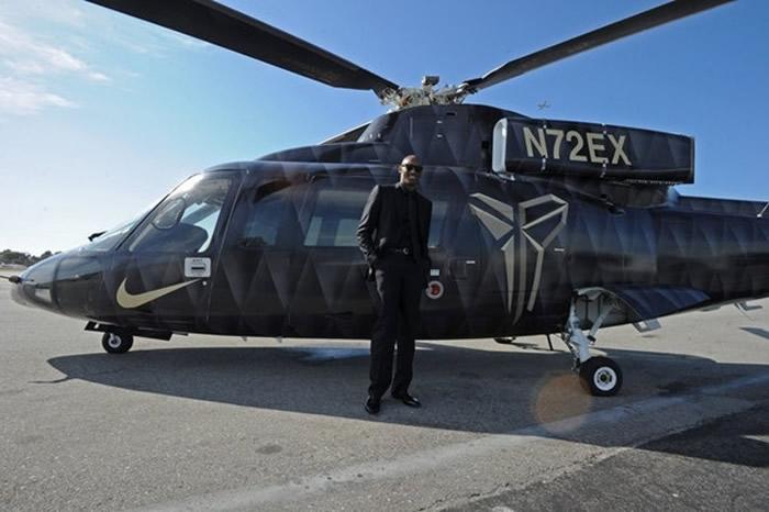 科比意外去世:NBA球星科比·布莱恩特坐直升机意外身亡 科比女儿Gigi去世