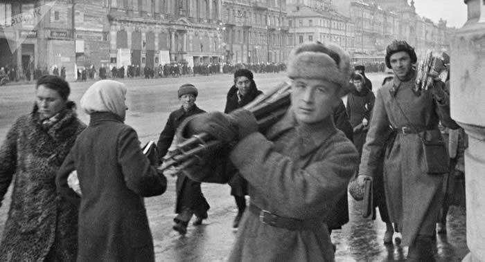 俄罗斯历史学家认为早在对苏联开战前 德国就已经计划封锁列宁格勒