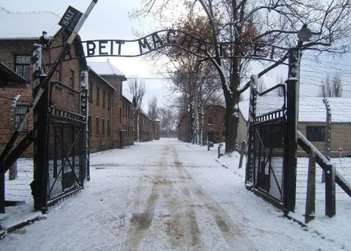 位于波兰奥斯威辛的纳粹德国集中营解放75周年 二战时约110万人被杀