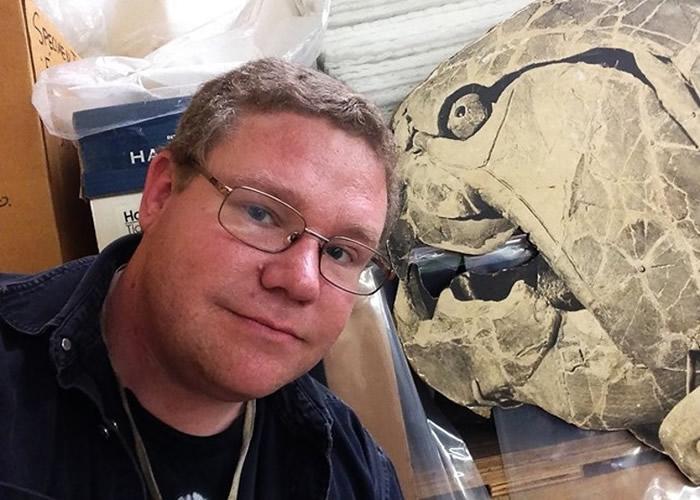 霍内特认为猛犸洞国家公园蕴藏丰富鲨鱼化石。