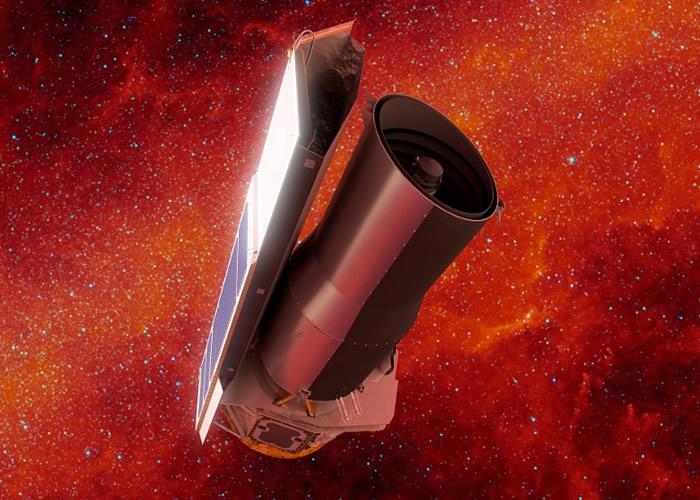美国太空总署史匹哲太空望远镜正式退役 曾协助发现土星环