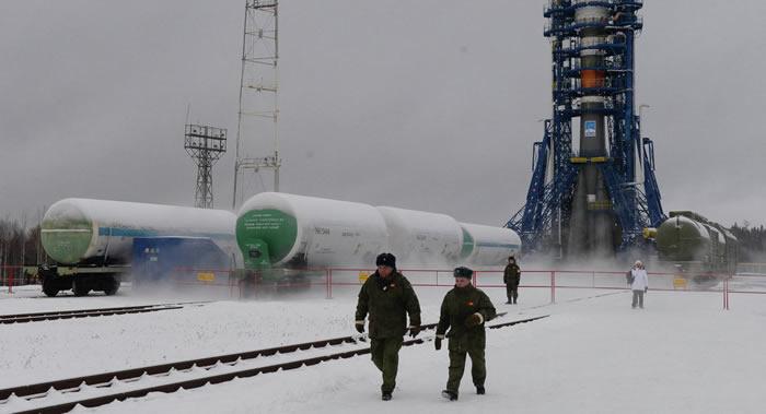 """俄罗斯军用通信卫星""""子午线-M""""的发射时间从1月初步推迟至2月20日"""