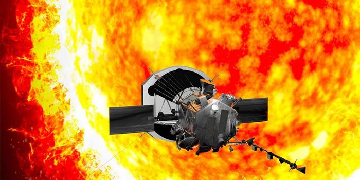 美国航空航天局派克太阳探测器最大程度地接近太阳后继续正常运行