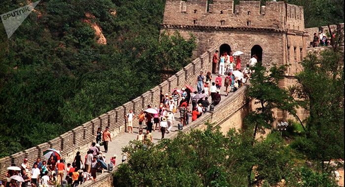 世界旅游组织(UNWTO):中国在2019年最受外国游客欢迎国家排行中位居第四