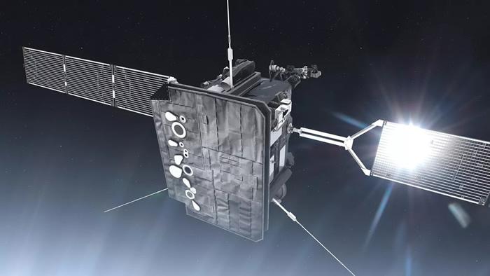 美国国家航空航天局与欧洲航天局合作的太阳探测器Solar Orbiter发射升空