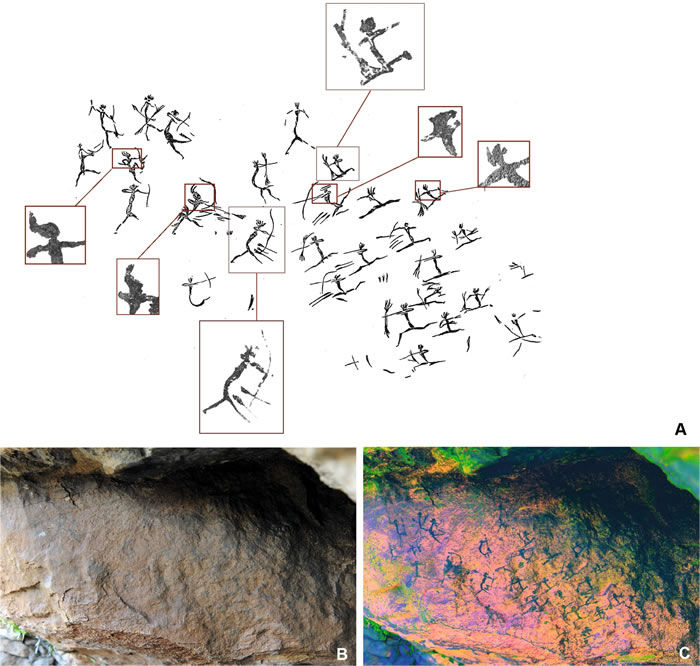 西班牙比利牛斯山脉El Trocs洞穴发现7300年前被残忍杀害的人类遗骸