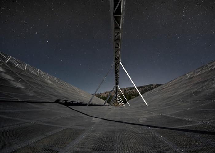 """外星文明信号?加拿大射电望远镜""""CHIME""""观测"""