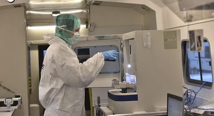 """五家美国制药公司研制新型冠状病毒疫苗 项目规模与研制核武器的""""曼哈顿计划""""相当"""