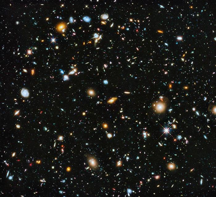 天文学家发现一些迄今为止最古老的星系 早在宇宙只有6.8亿岁时就已经完全成型