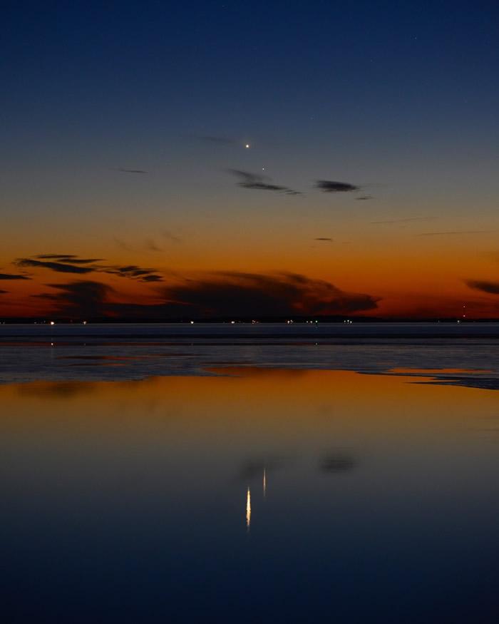 2020年3月24日水星西大距