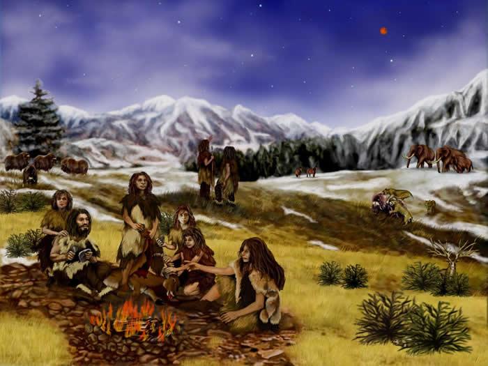 美国犹他大学人类学家在尼安德特人和丹尼索瓦人的DNA中发现更加古老的人类种群痕迹