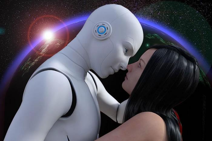 """加拿大心理学家建议用机器人""""erobots""""来解决太空中宇航员没有性生活的问题"""