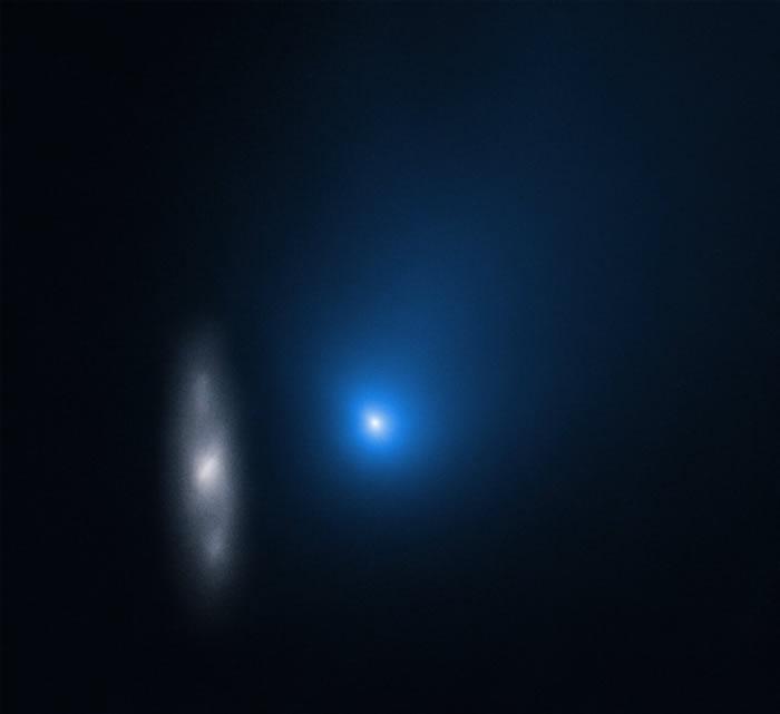"""""""寻找地外文明""""科学家发现来自银河另一部分的星际物体2I/Borisov不是外星人探测器"""
