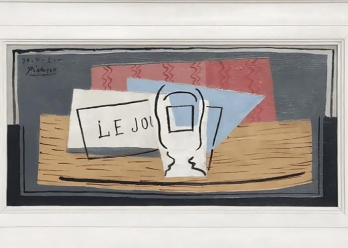 买100欧元慈善奖券 赢100万美元毕加索真迹《静物画》