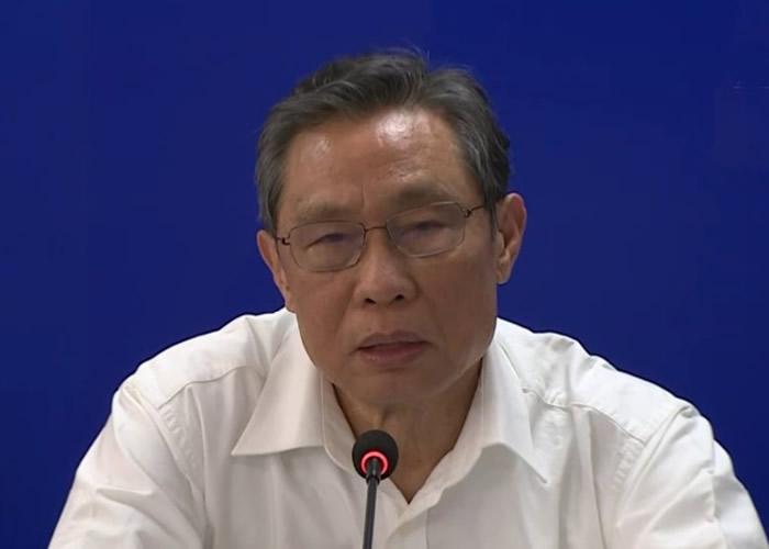 钟南山:有信心国内新冠肺炎疫情在4月底基本受控制 新型冠状病毒不一定源自中国