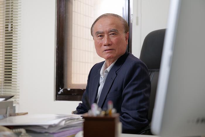台湾冠状病毒权威、中央研究院院士赖明诏
