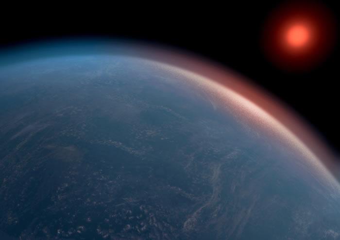 天文学家发现狮子座系外行星K2-18b宜居