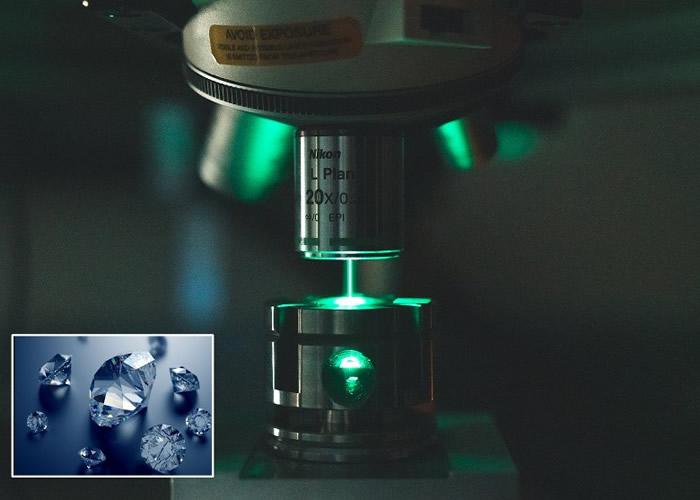 美国史丹福大学研快捷简便方法将化石燃料中的钻石类物质转化成为纯钻石