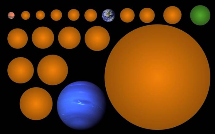 《天文学杂志》:不列颠哥伦比亚大学学生Michelle Kunimoto发现17颗新系外行星