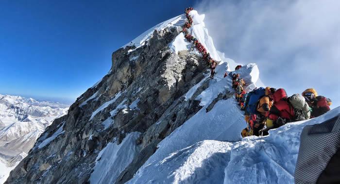 尼泊尔向俄罗斯发出邀请 参加中国、印度和美国国际团队攀登世界最高峰—珠穆朗玛峰