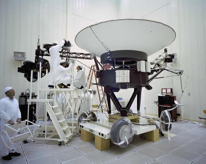 NASA的旅行者2号故障清除 恢复正常星际科学探索工作