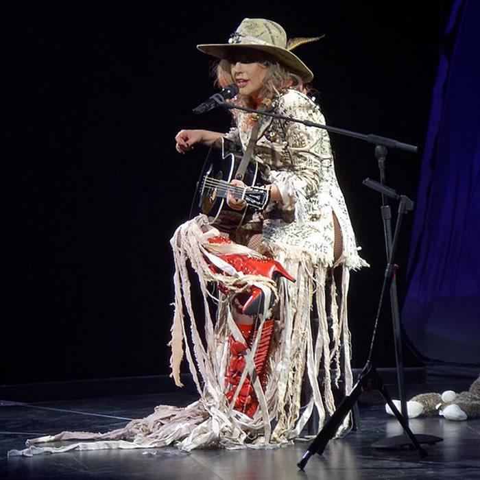 发现的新品种树蝉以时尚怪咖Lady Gaga来命名