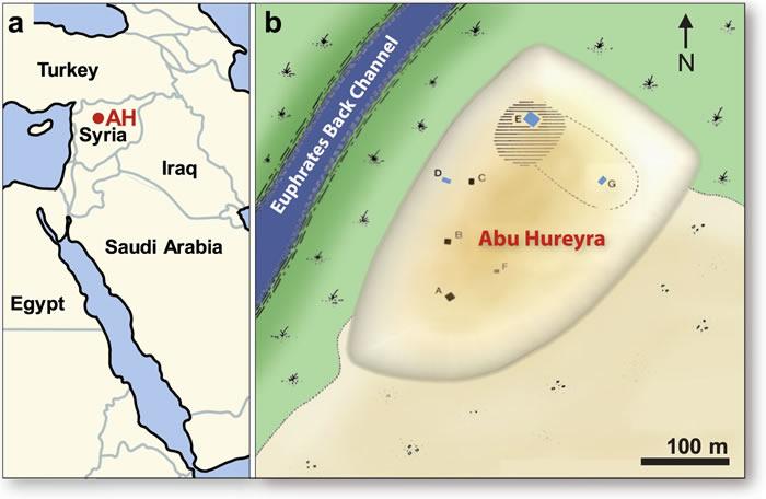 几千年前叙利亚的游牧祖先目睹过他们的家园和生活被小行星碎片摧毁的场景